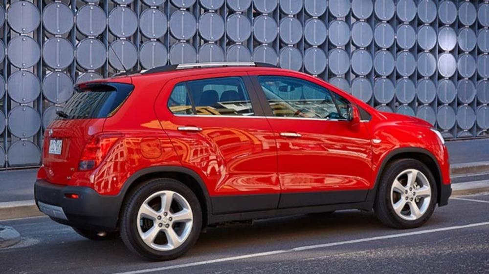 2014 Holden Trax
