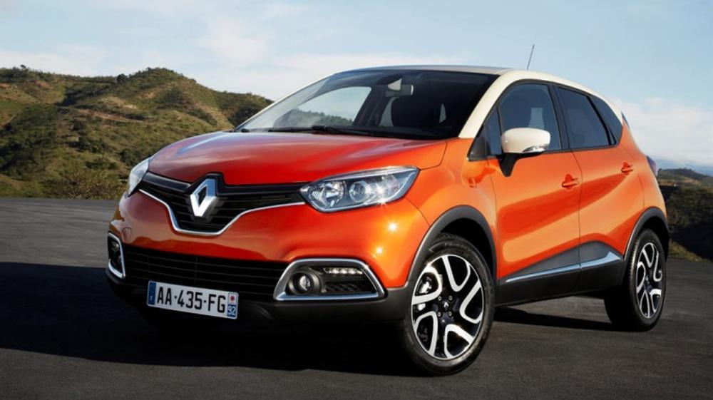 Small SUV key to Renault's big growth
