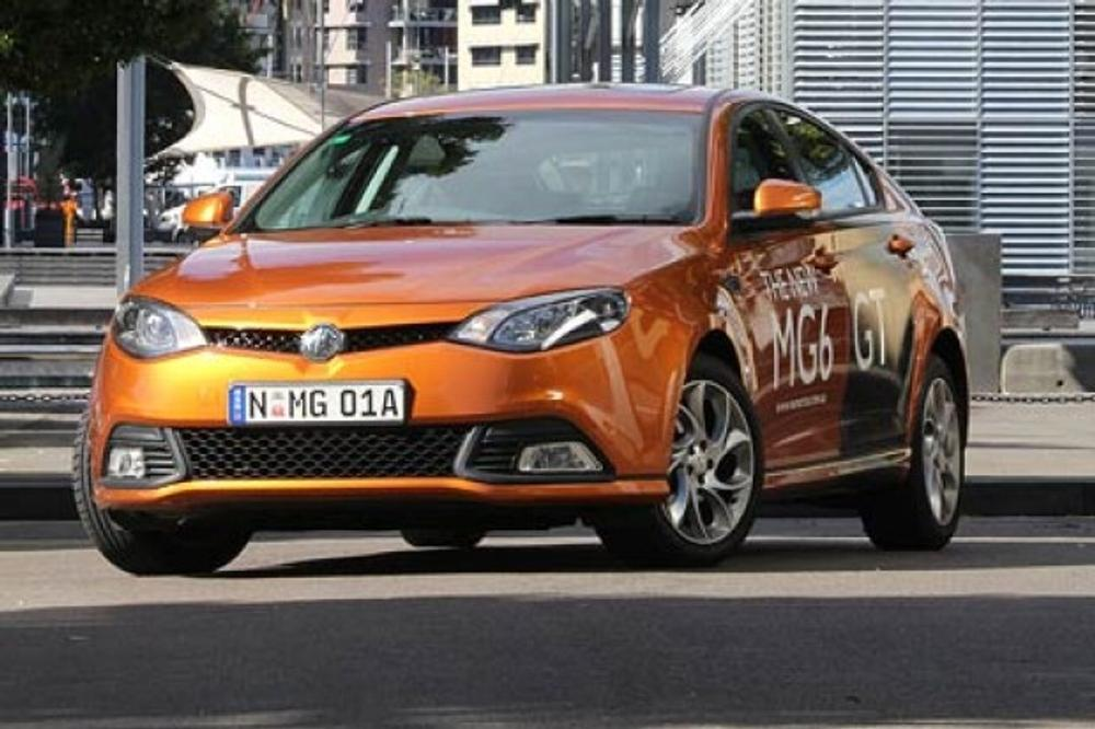 Road test: MG6