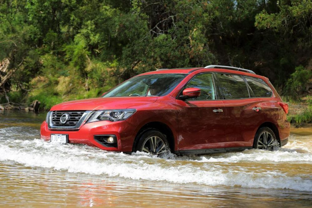 2017 Nissan Pathfinder new car review - Tested: New Nissan Pathfinder