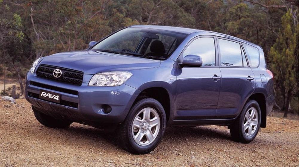Used Car Review: Toyota RAV4 2000-06