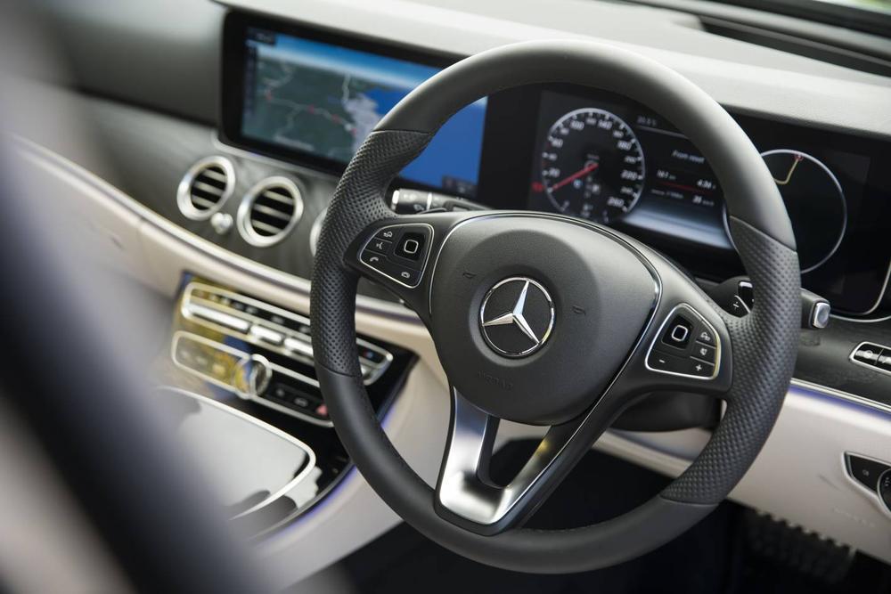 2017 Mercedes-Benz E 220 d All-Terrain First Drive Review