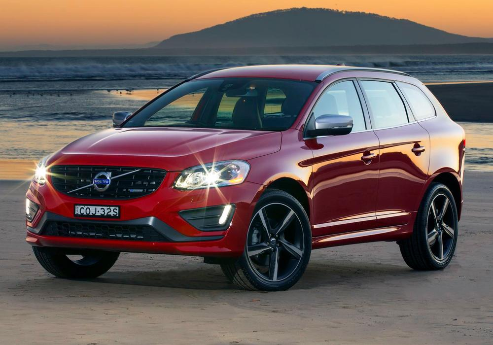 2014 Volvo XC60: Australian Price, Features And Models