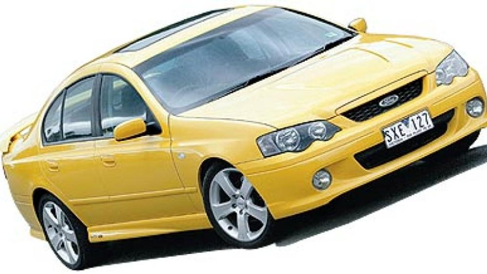 Ford Falcon MkII XR8