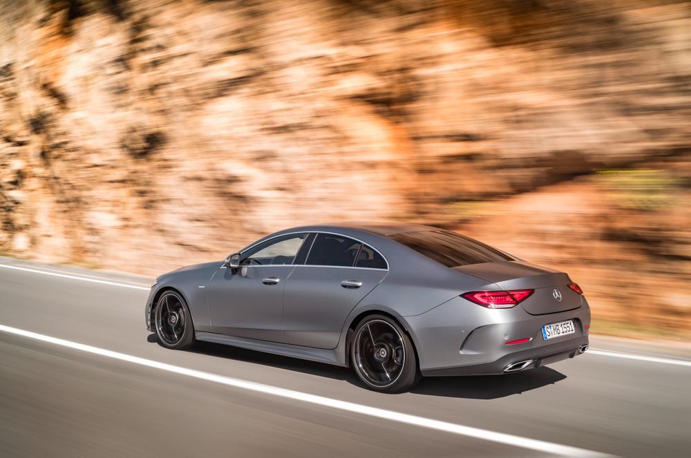 2017 Mercedes-Benz CLS500