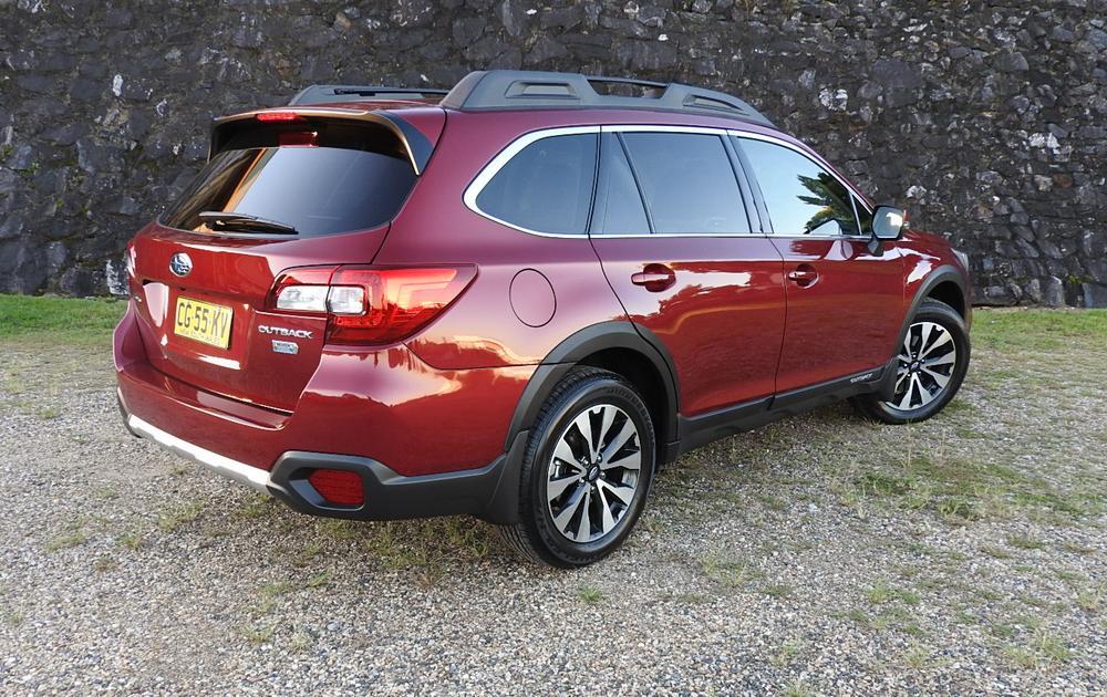 Subaru Outback Diesel REVIEW, Price, Features   2 0D Premium