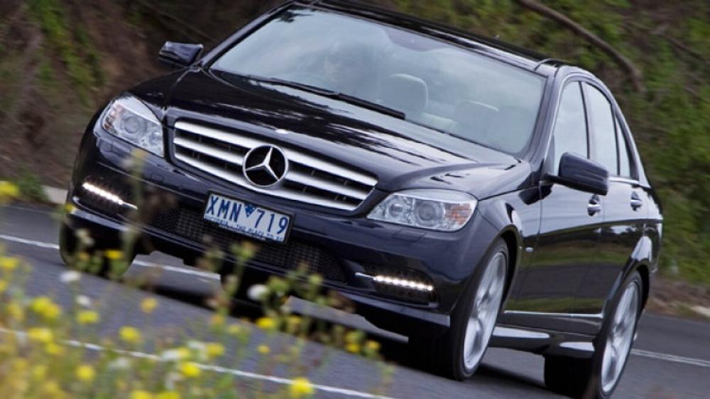 First drive: Mercedes-Benz C200 CGI and C250 CGI