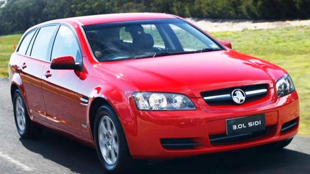 Holden MY10 Commodore 3 0-litre SIDI V6