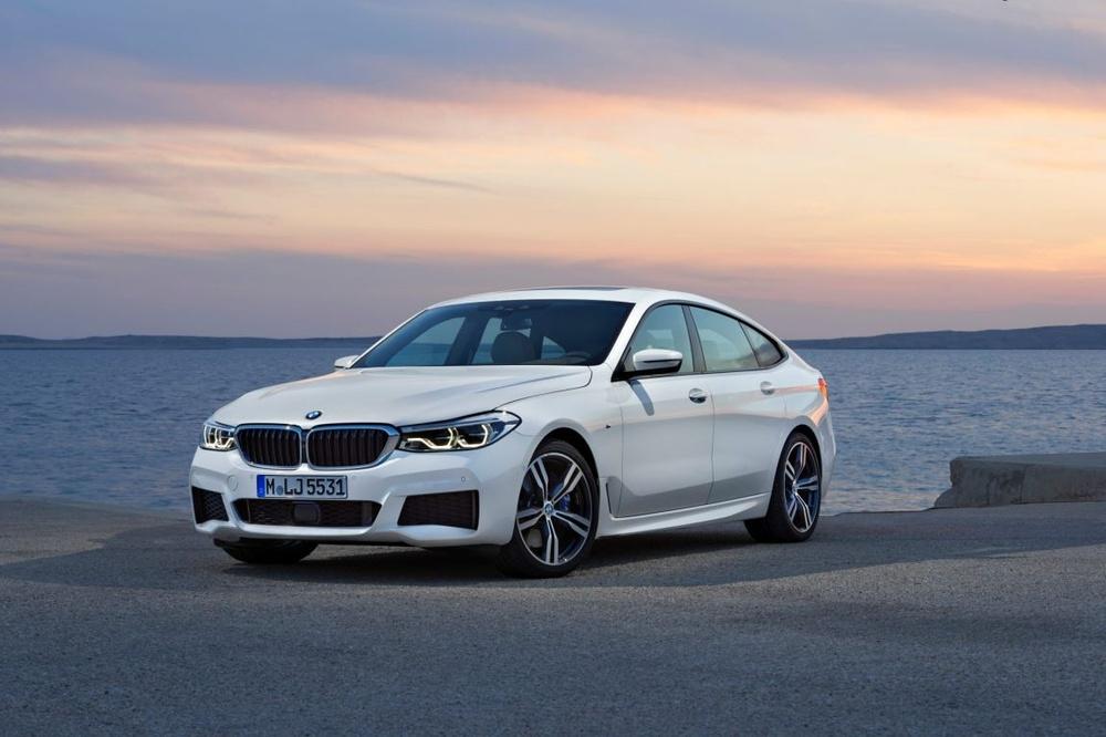 2017 BMW 630i