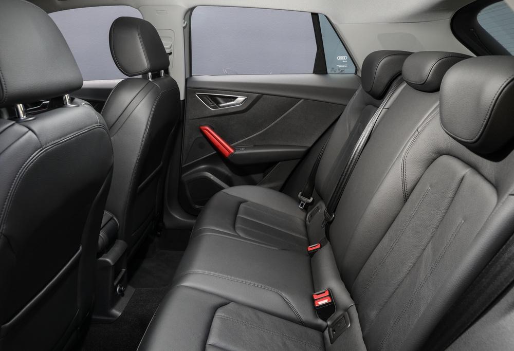 2018 Audi Q2 2.0TFSI Quattro Sport