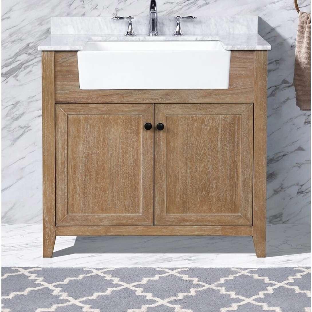 Astrath 36 Single Bathroom Vanity Set, Bathroom Vanity San Diego