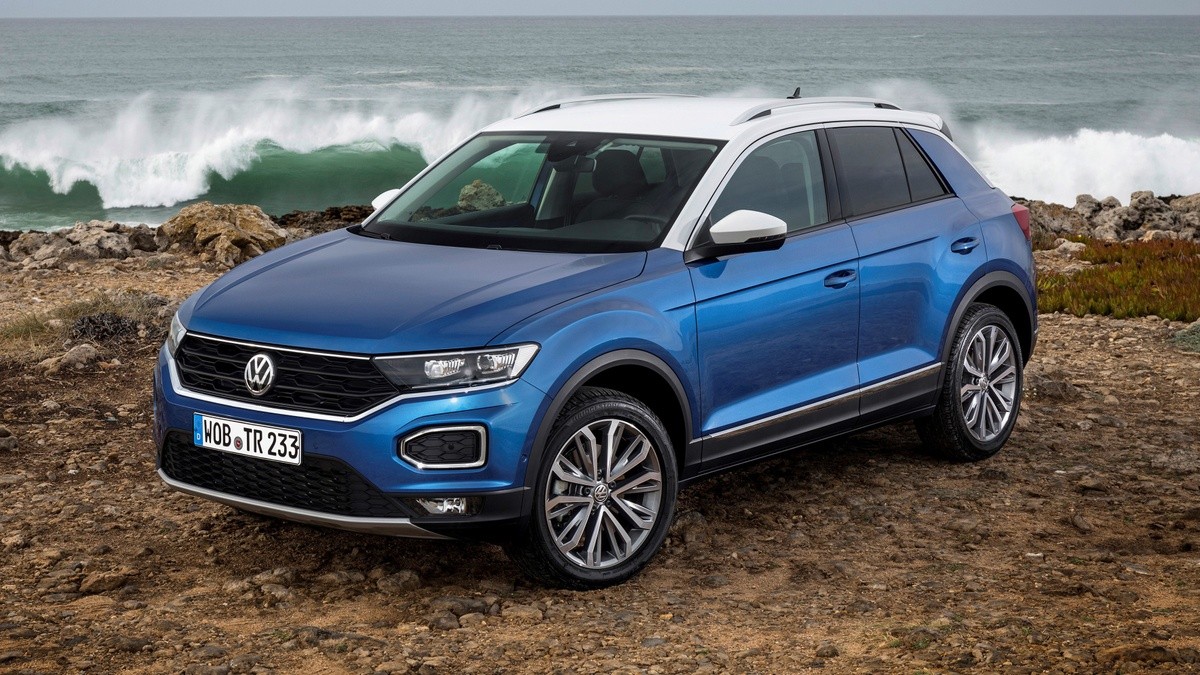 2019 Volkswagen T-Roc first drive review What's the verdict?