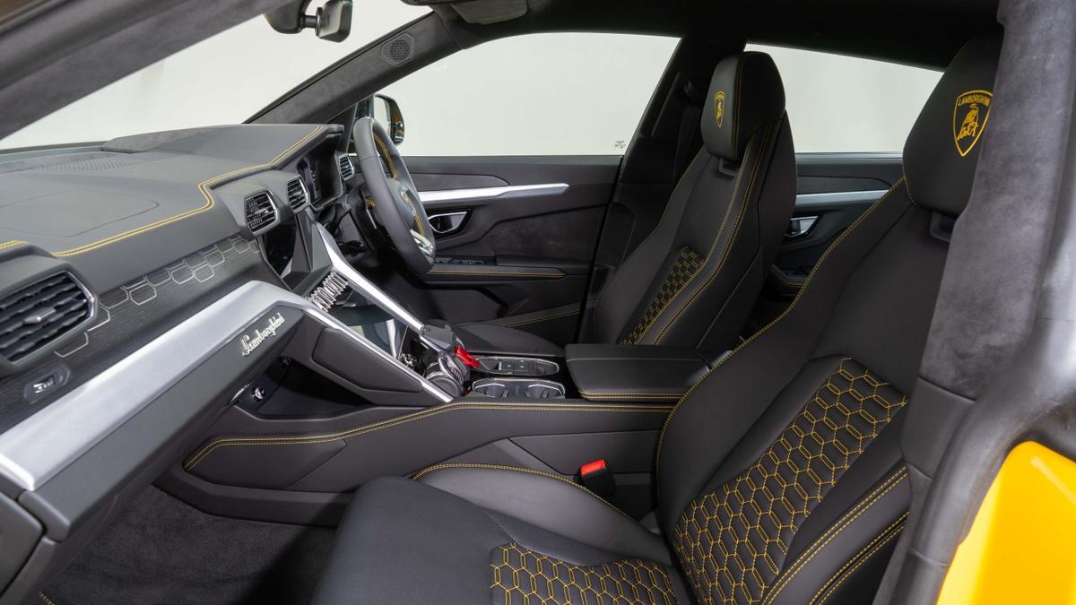 Lamborghini Urus 2019 Range Review Price Overview