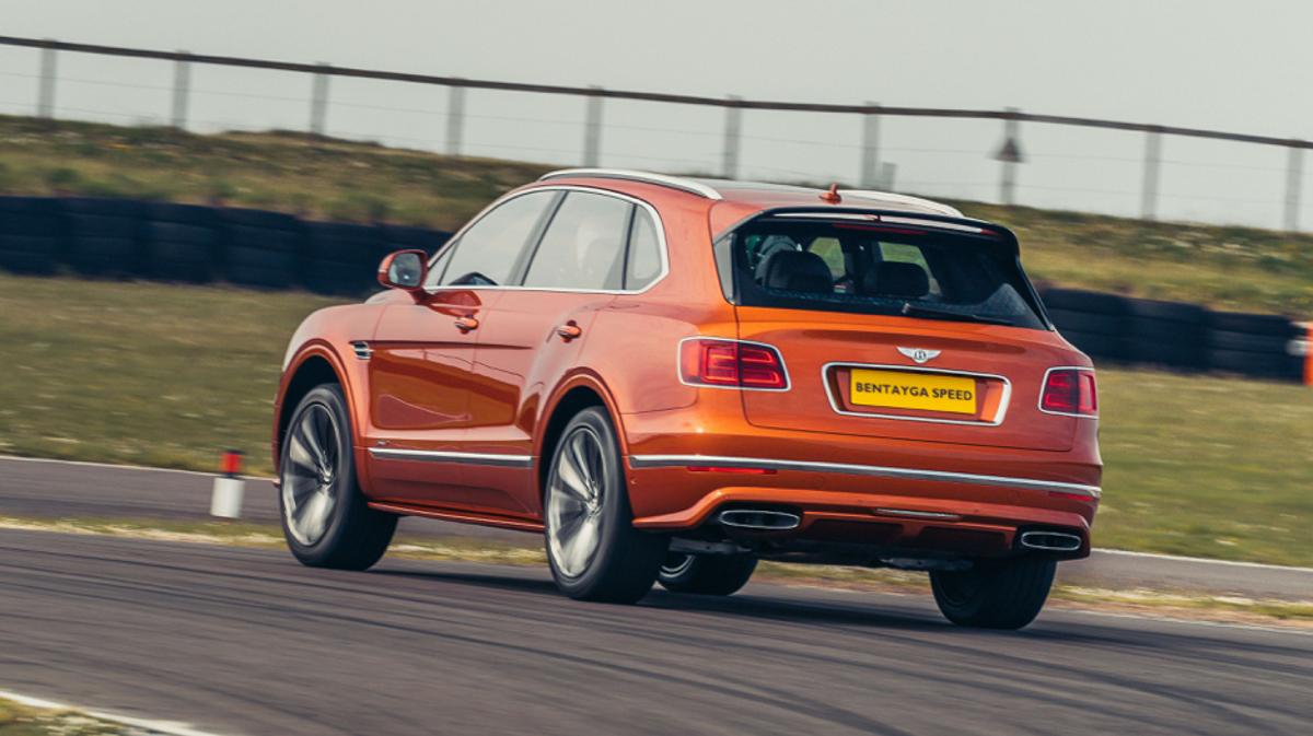 2020 Bentley Bentayga More Powerful Than Ever >> 2020 Bentley Bentayga Speed Review Quick Drive Power