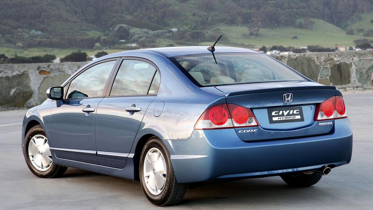 2006 Honda Civic Hybrid Used Car Review Drive Com Au