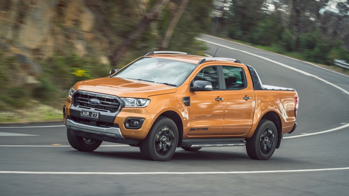 ford ranger wildtrak 2019 first drive review is it enjoyable to drive