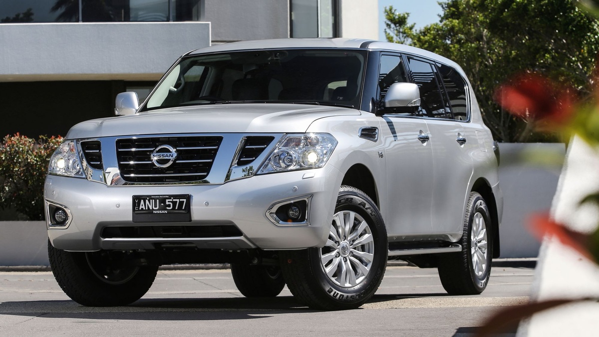 Nissan Patrol used car review | Drive com au