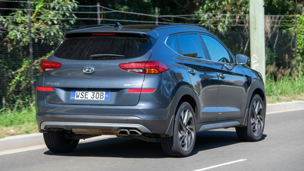Hyundai Tucson 2019 Range Review Price Overview
