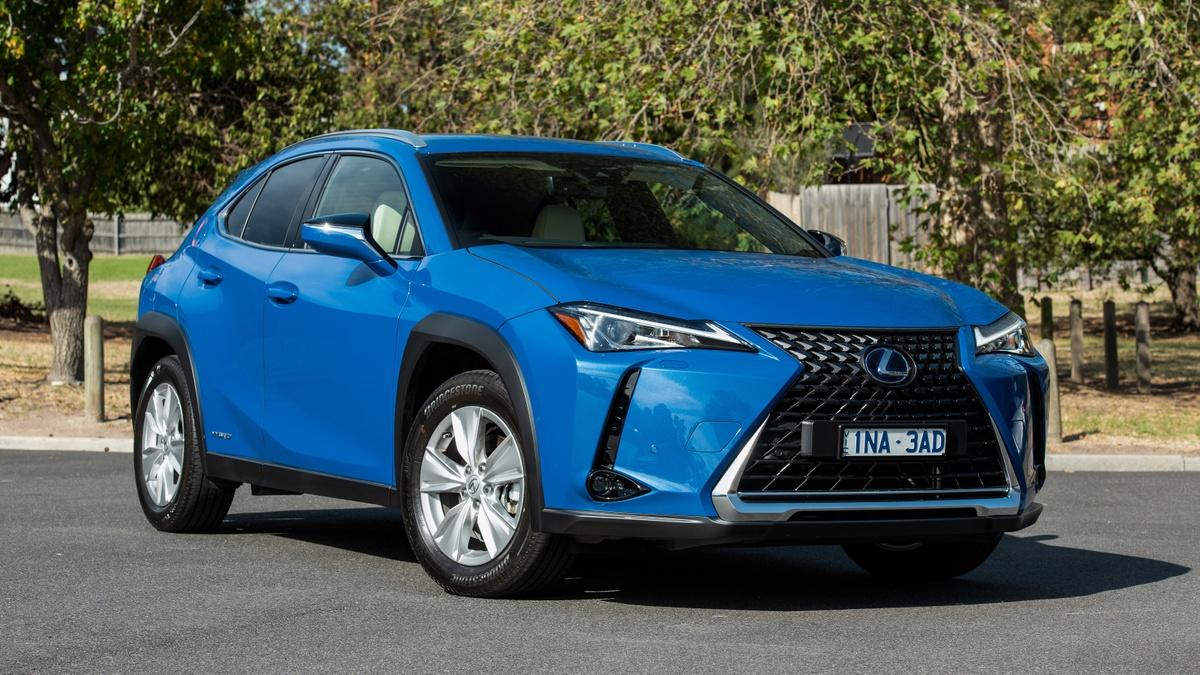 Lexus australia strong sales driven by hybrid demand drive car news