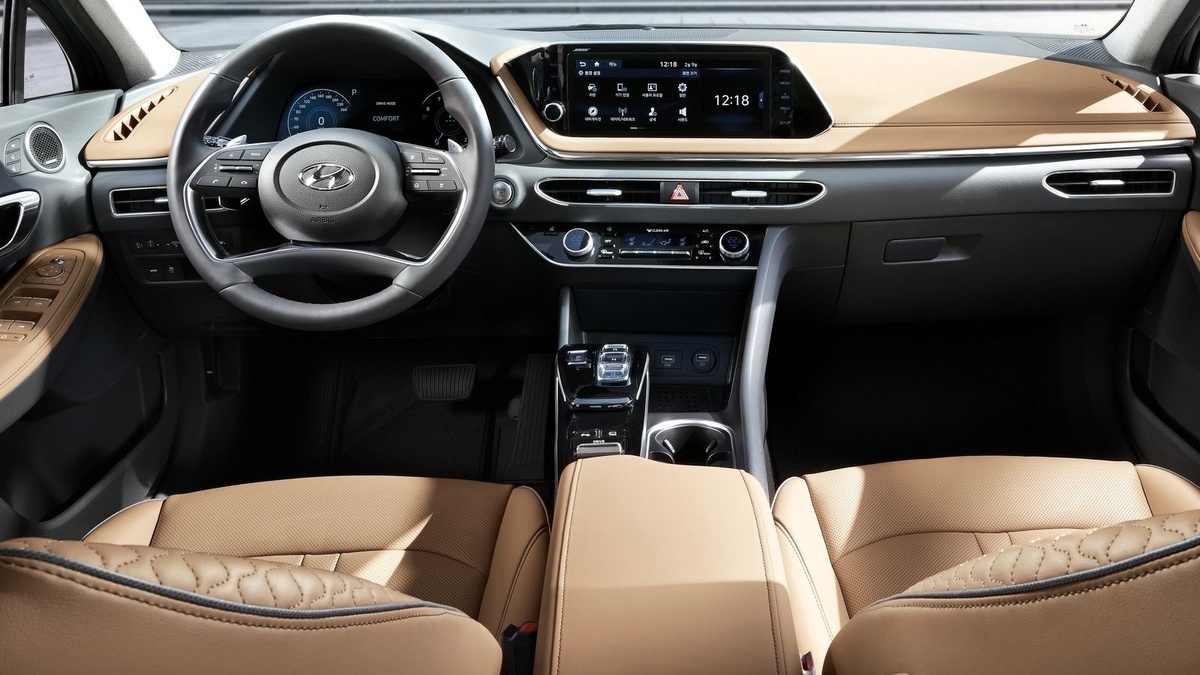 2020 Hyundai Sonata Discovers Sex And Luxe Drive Car News
