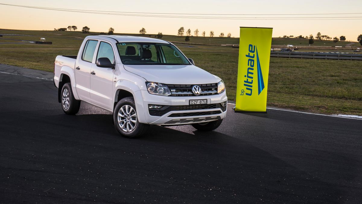 Commercial Vehicle Of The Year 2019 Best 4x4 Work Ute