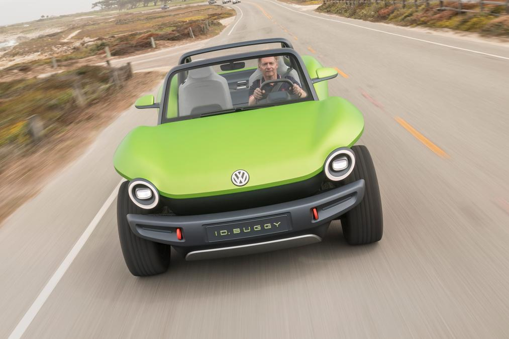 Volkswagen ID  Buggy review | Power, Range and Design