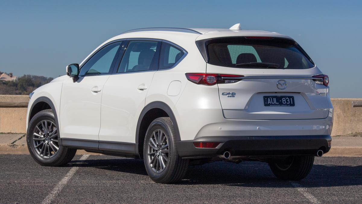 2018 Mazda CX-8: Styling, Specs, Availability >> Mazda Cx 8 Sport Awd 2018 Review Price Features Specs