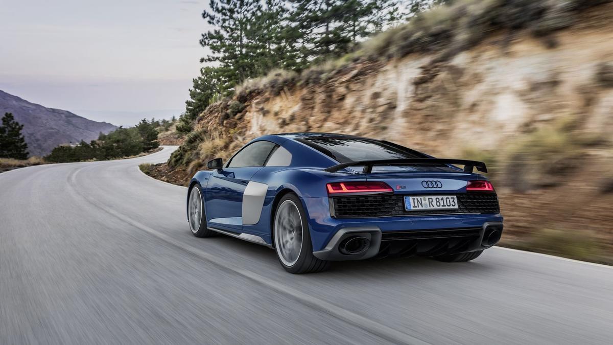 Audi R8 V10 2019 First Drive Review   Drive com au