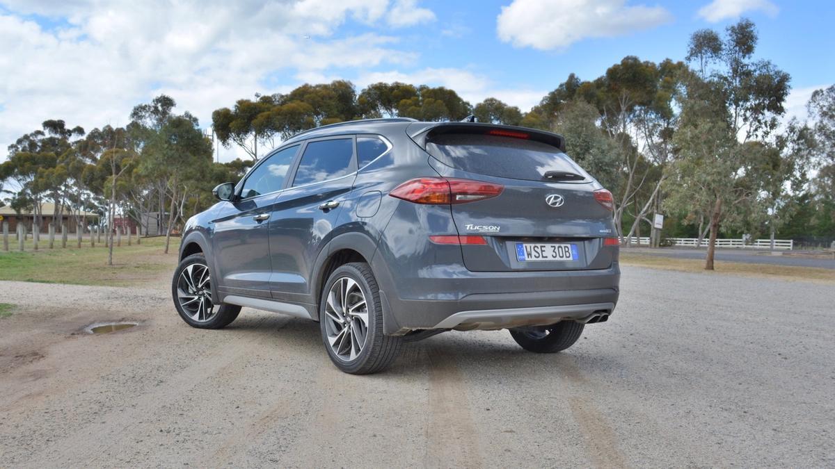 Hyundai Tucson Highlander 2018 new car review