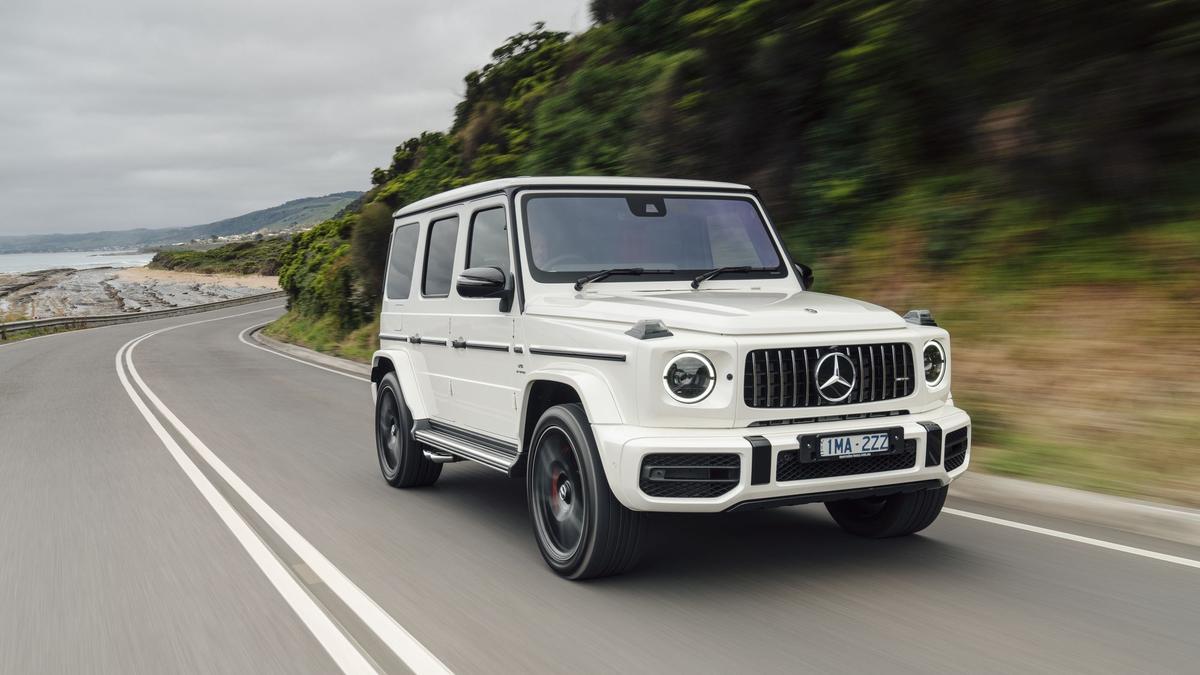 Mercedes-AMG G63 Review   Drive com au