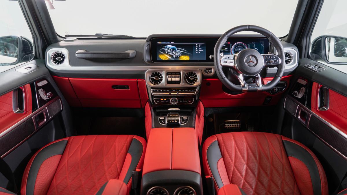 Head to Head: Porsche Cayenne Turbo v Mercedes-AMG G63 | Drive