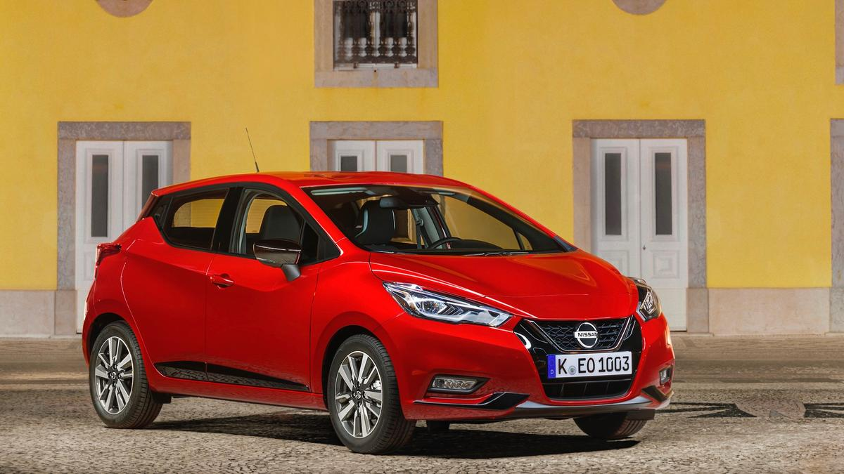 Updated Nissan Micra is city chic | Drive com au