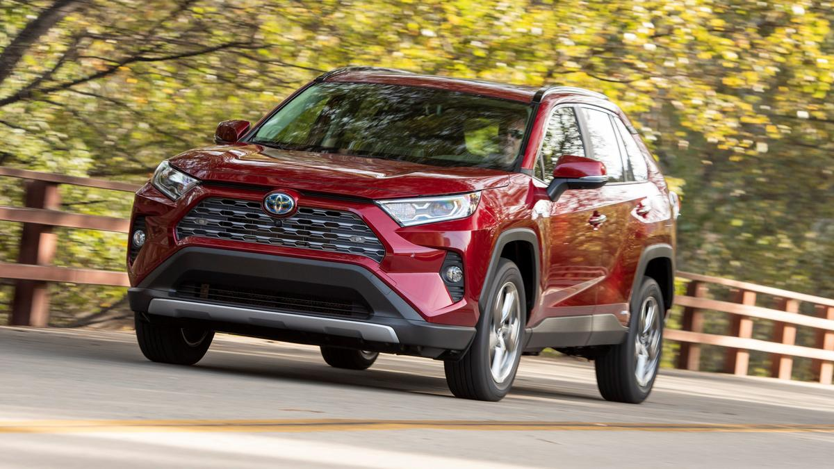 Toyota RAV4 2019 first drive international review | price