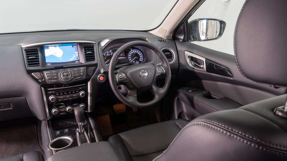 Volkswagen Tiguan Allspace v Nissan Pathfinder Head to Head