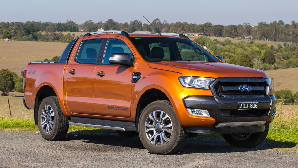 Best Recreational Ute: Ford Ranger Wildtrak review | Drive