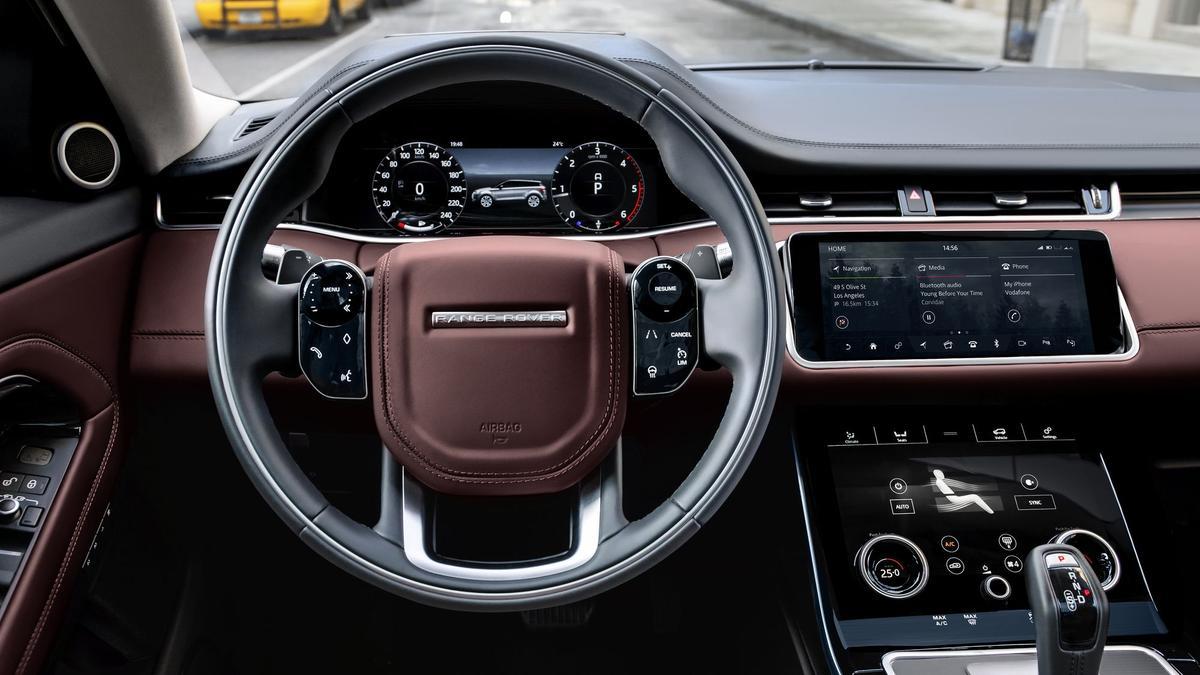 Range Rover Evoque 2019 First International Drive Drive Car Release