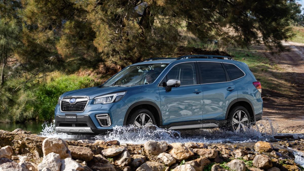 2018 Subaru Forester: Review, Changes, Release, Price >> 2018 Subaru Forester Review Changes Release Price Upcoming New