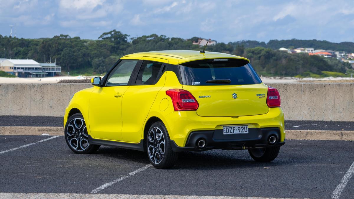 Suzuki Swift Sport 2019 review | Drive Car News