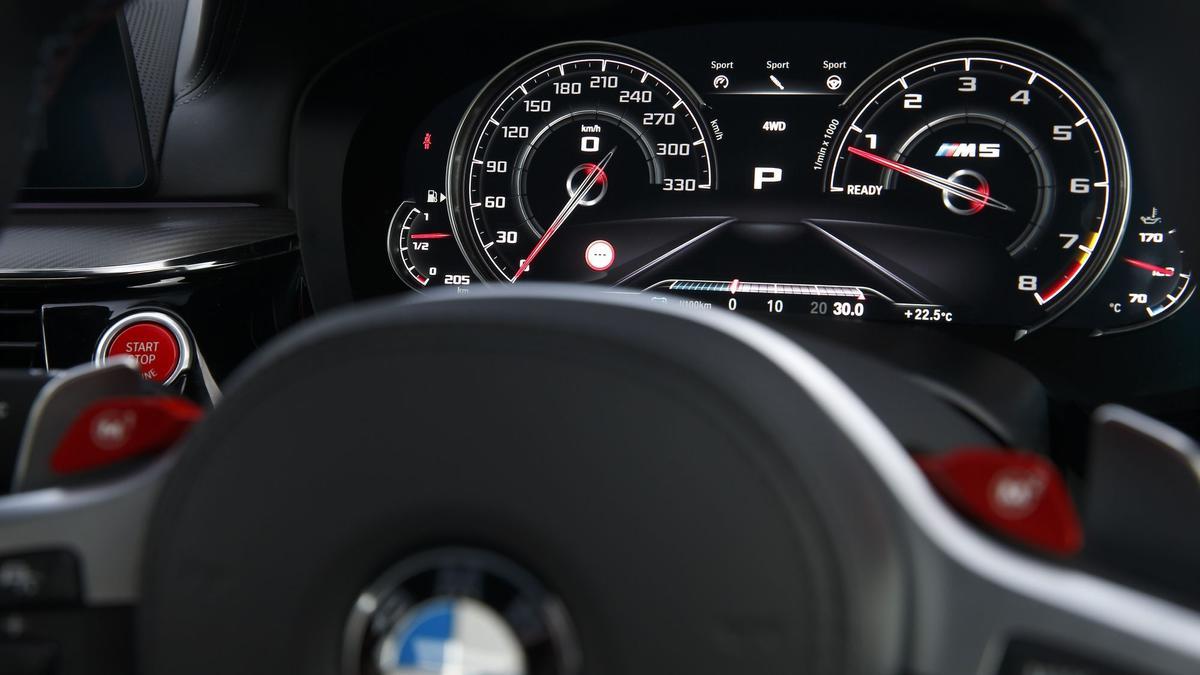 BMW M5 Competition 2018 Review | Drive com au