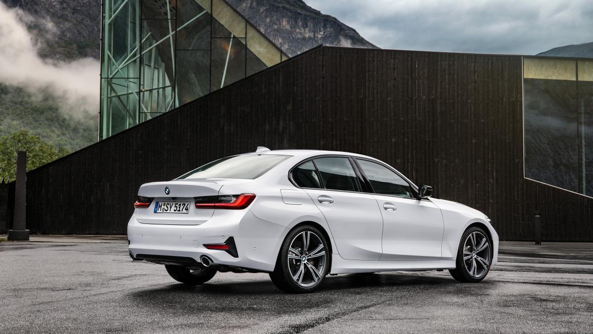 2019 BMW 3-Series revealed | Drive com au