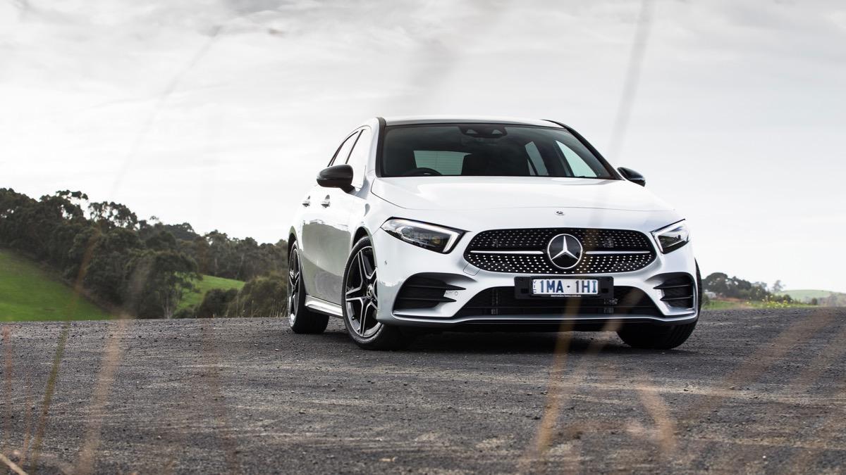 Mercedes-Benz A200 2018 review