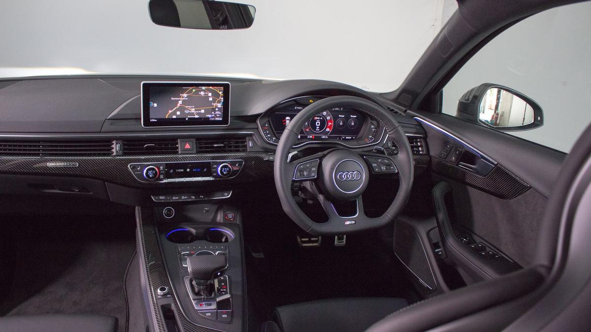 Audi Rs4 Avant 2019 Review Features Price Performance