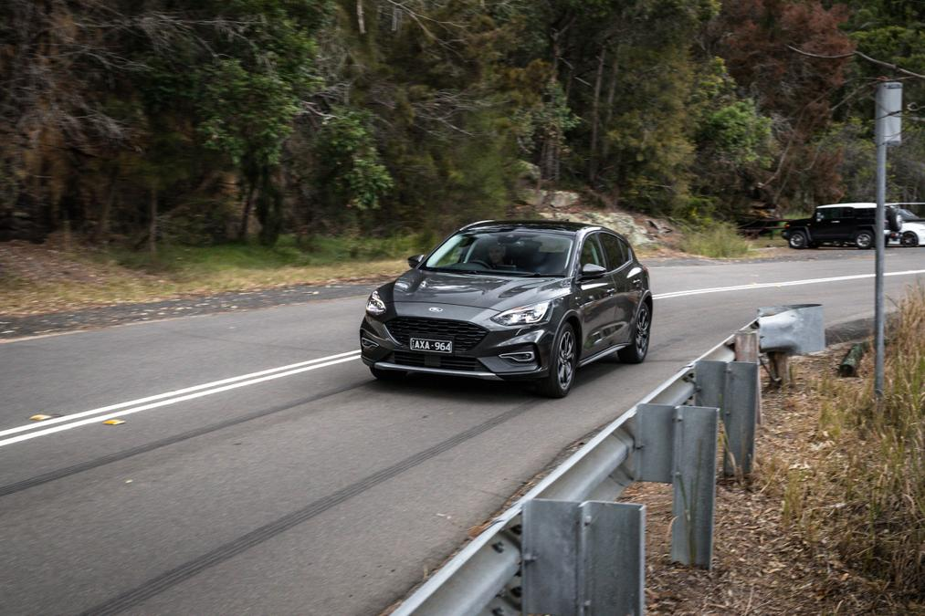 2019 Ford Focus Active Review Size Tech And Drive
