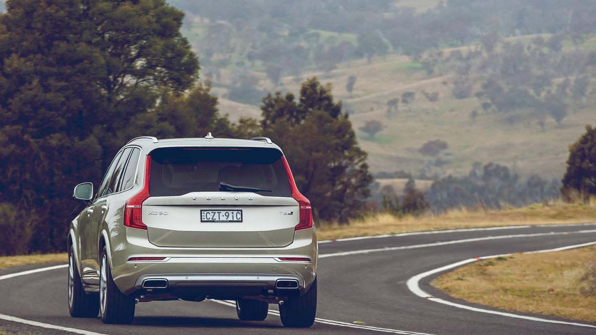 Volvo XC90 2018 Range Review   Price, Overview