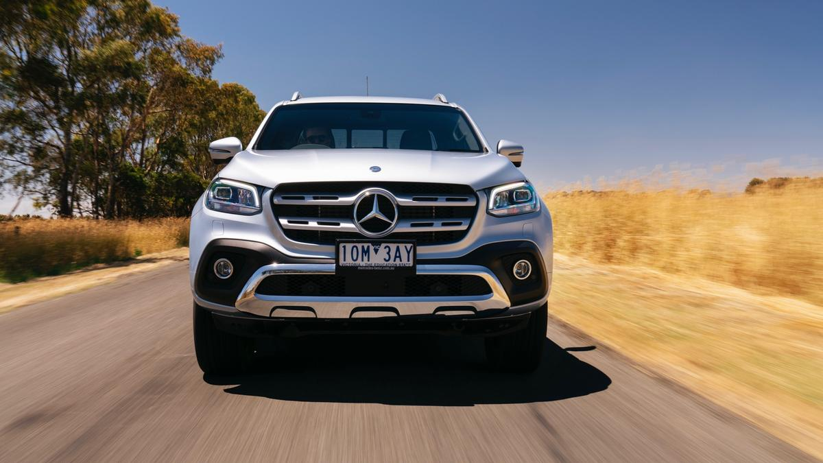 Mercedes-Benz X-Class X350d V6 2019 review | Drive com au