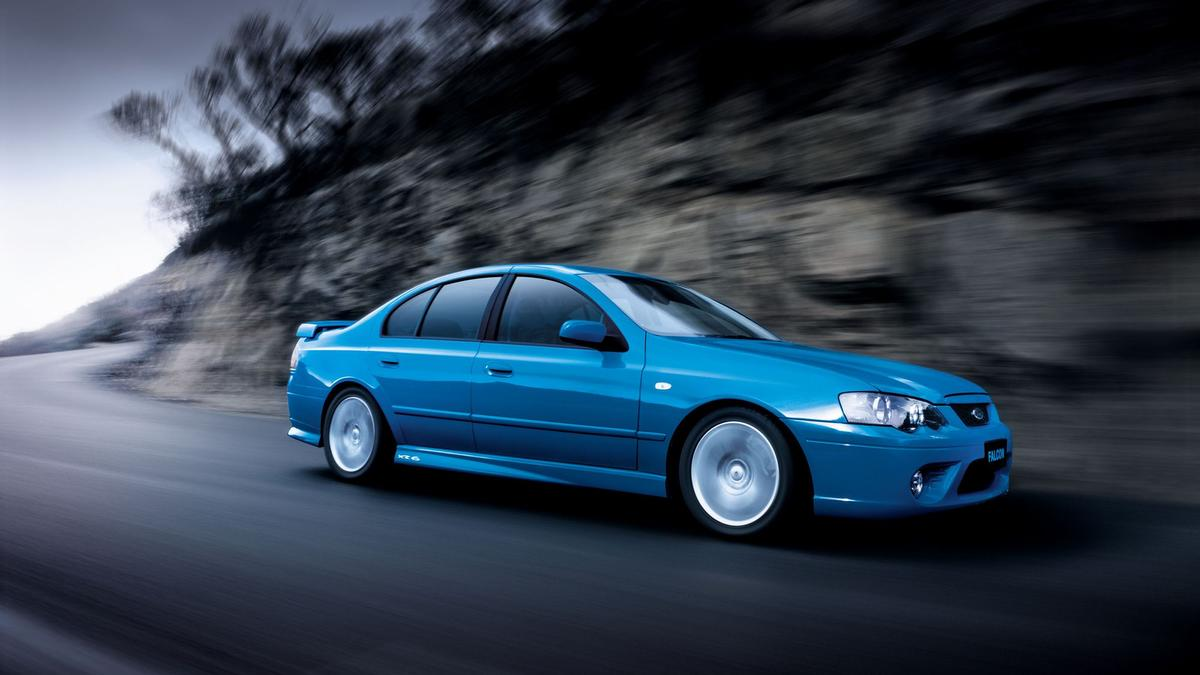Ford Falcon BF XR6 Turbo Used car review | Drive com au