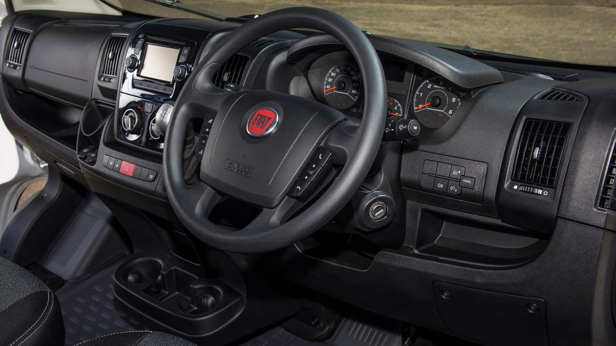 Best Large Van: Fiat Ducato review