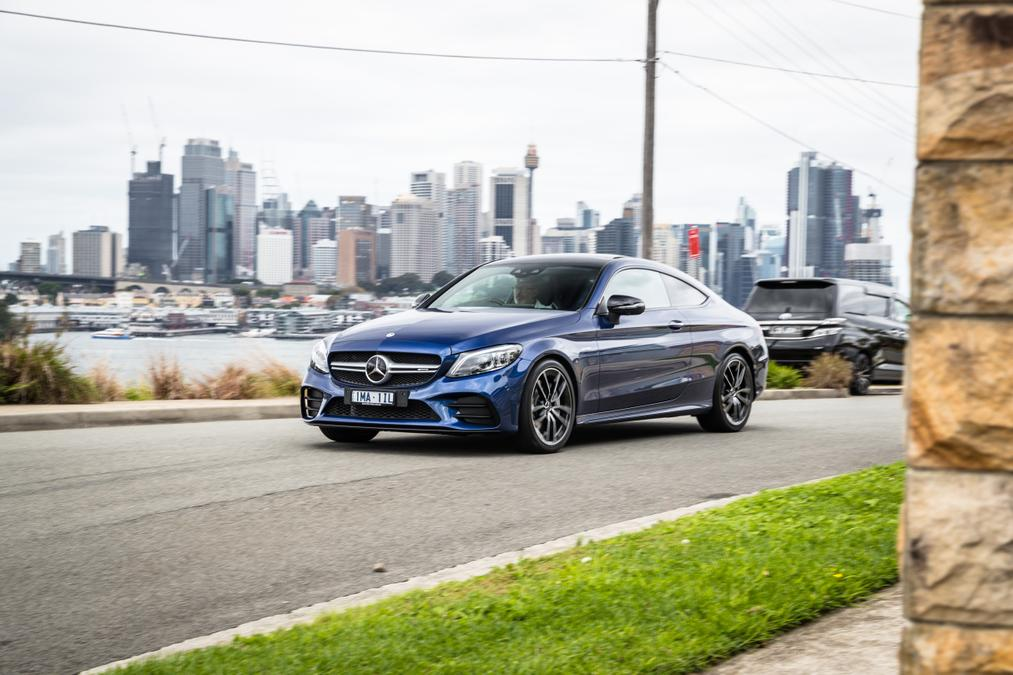 2019 Mercedes-AMG C43 coupe review | Price, Performance, Specs