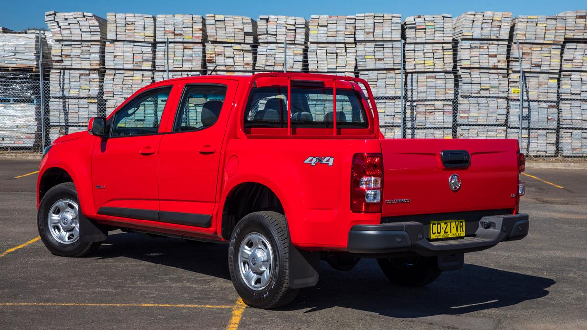 Best Dual-Cab Ute: Holden Colorado LS review | Drive com au
