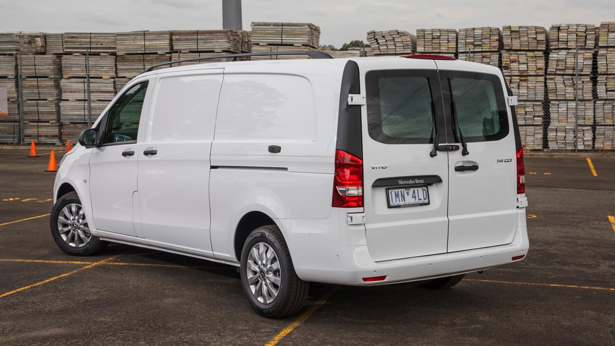 Best Medium Van: Mercedes-Benz Vito review | Drive com au
